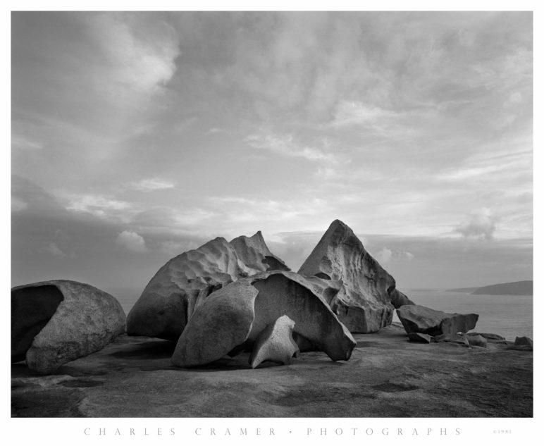 Dawn, Remarkable Rocks, Kangaroo Island, Australia
