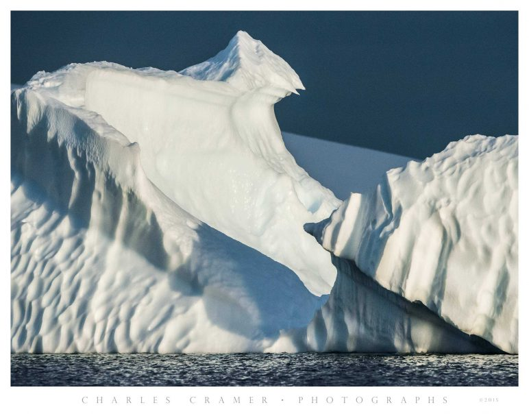 Intersecting Icebergs, Antarctic Peninsula