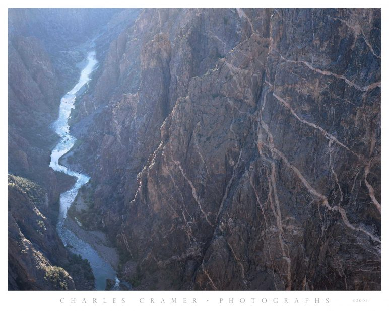 Gunninson River, Black Canyon of the Gunnison