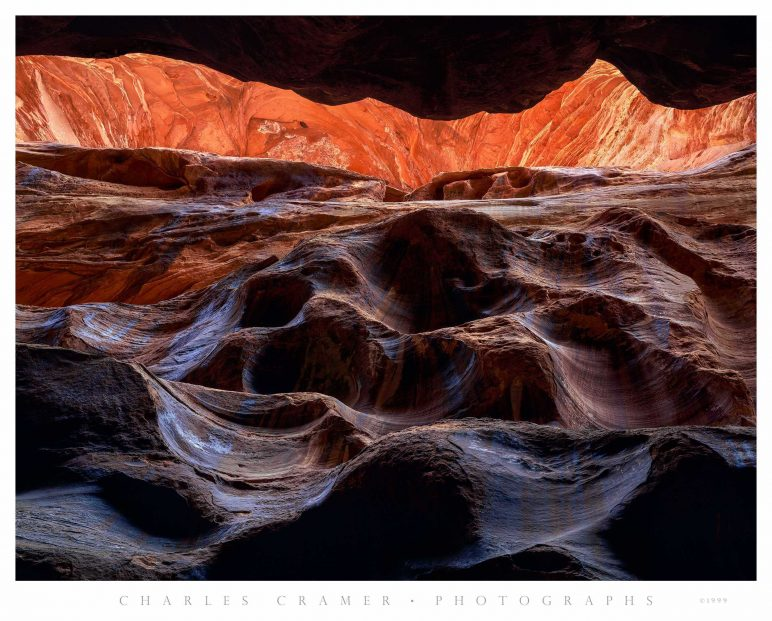 Moonscape,  Buckskin Gulch