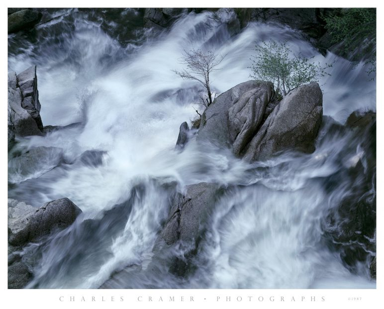 Cascade Creek, Spring, Yosemite