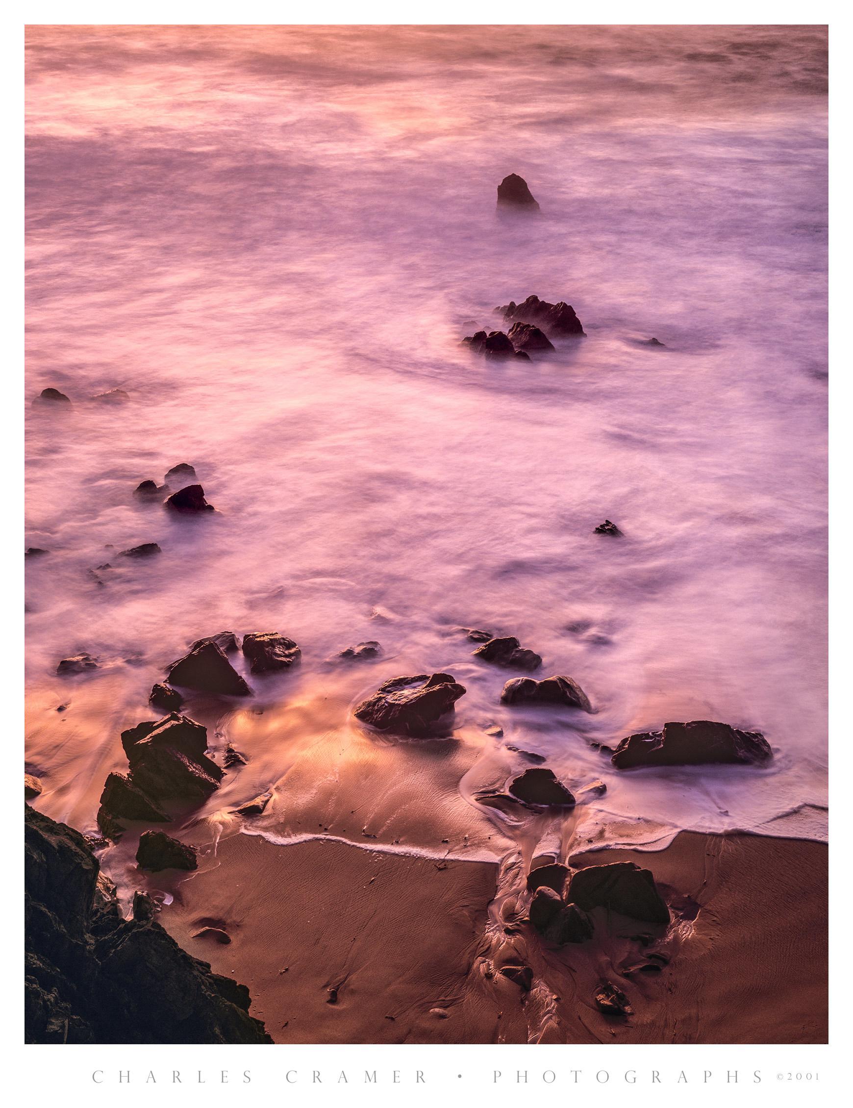 Garrapata Beach Sunset