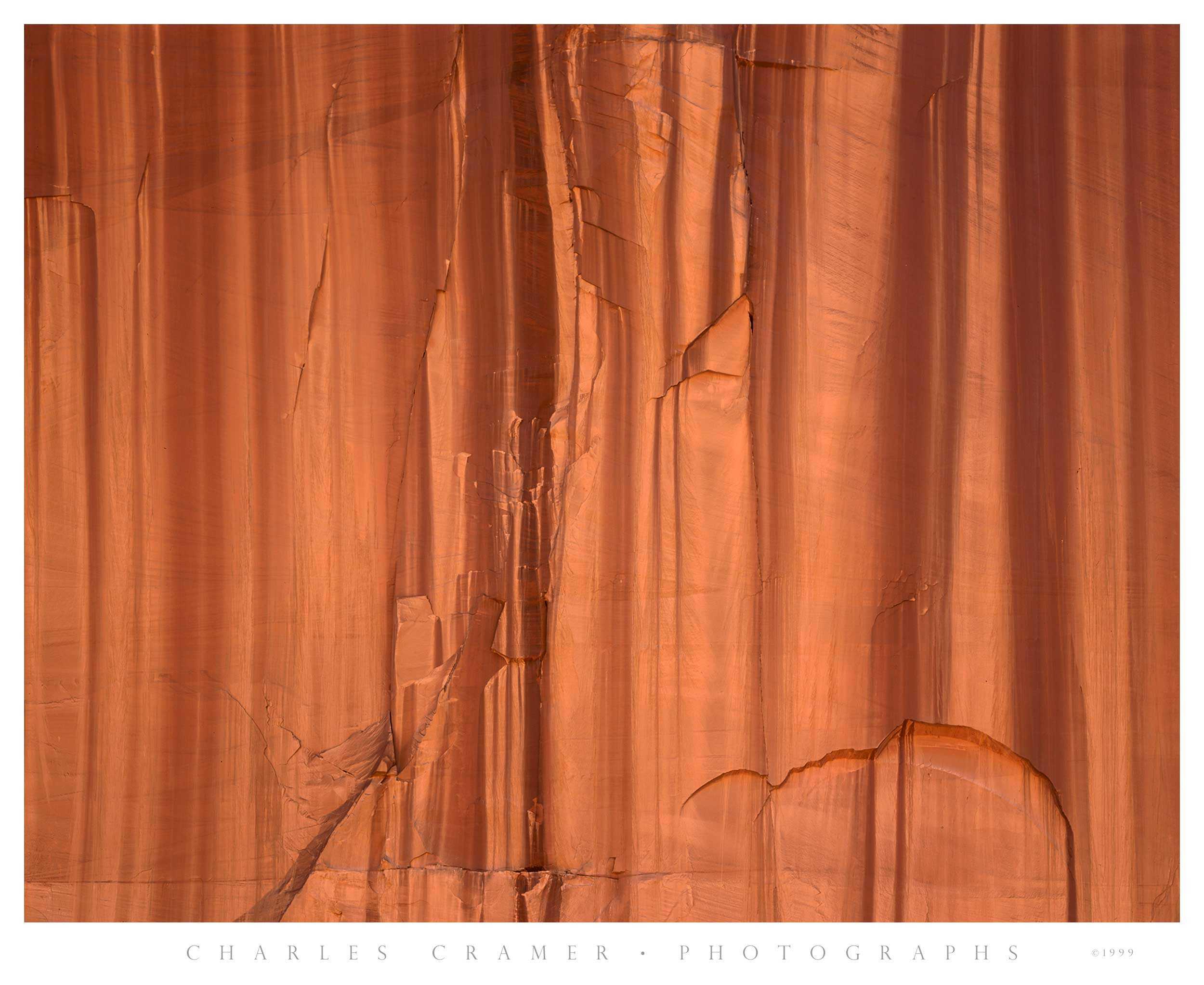 Rock Wall, Escalante Canyon, Utah