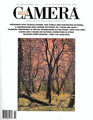 View Camera Magazine cover